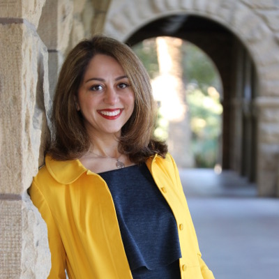 #18: Dr. Sara Nasserzadeh – A New Perspective on Passion