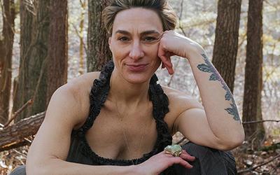 #165 – Stepping Into Your Feminine Wild – Natalie Frasca Surmeli